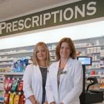 Olivia & Nancy at Palermo Guardian Pharmacy Oakville